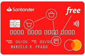 Santander Free - seu cartão de crédito sem anuidade