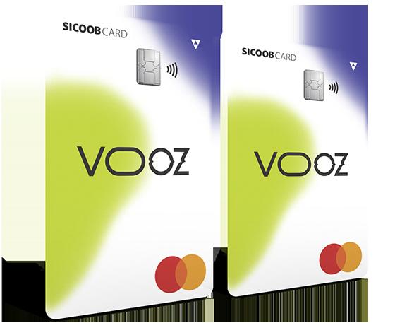 Sicoob Vooz é cartão de débito e cartão de crédito sem anuidade